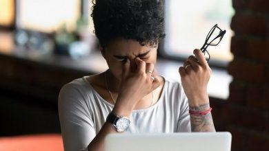 تصویر از ۱۰ نکته برای محافظت از چشم هنگام کار با کامپیوتر