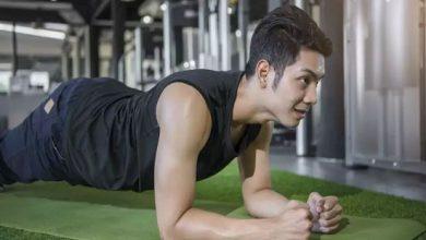 تصویر از تمرینات ساده برای داشتن شکمی صاف