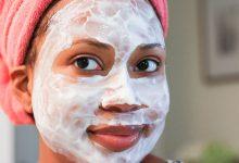 تصویر از فواید ماسک ماست برای پوست صورت و طرز تهیه چند نوع آن