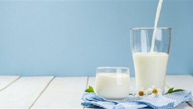 مصرف روزانه شیر