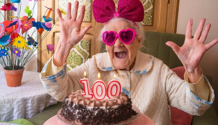 ۱۰۰ساله