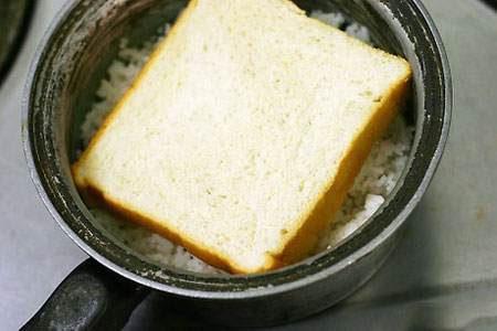 سوختگی برنج